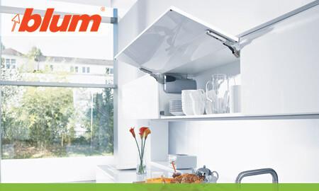 Blum AVENTOS HK TIP-ON felnyíló vasalatok