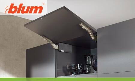 Blum AVENTOS HK top TIP-ON felnyíló vasalatok