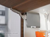 AVENTOS HK-S E TIP-ON szürke felnyíló vasalat szett (erős)
