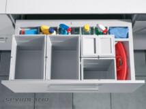 Hailo Separato K 900 hulladéktároló