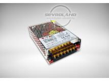 60W ipari LED tápegység (fémházas, sorkapoccsal)