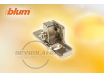 Blum METABOX N csavaros előlaprögzítő - balos
