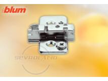 CLIP 3 mm-es excenteres keresztalakú szerelőtalp