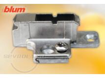 CLIP 9 mm-es keresztalakú szerelőtalp