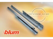Blum TANDEM részleges kihúzású - TIP-ON-hoz - 30 kg teherbírású fióksín