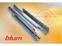 Blum TANDEM teljes kihúzású - fékes (BLUMOTION) - 30 kg teherbírású fióksín