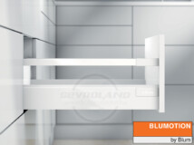 Blum TANDEMBOX Antaro C selyemfehér fiók