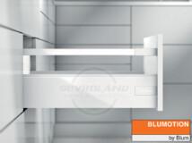 Blum TANDEMBOX Antaro D selyemfehér fiók K kávával