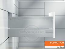 Blum TANDEMBOX Antaro D világosszürke fiók fémoldallal