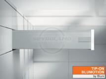 TANDEMBOX Antaro K 270-550 TIP-ON BLUMOTION szürke fiókvasalat szettek