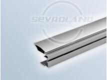 Sevroll Alfa fogó profil ezüst 2,7 m