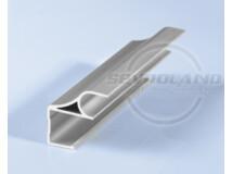 Sevroll Comfort fogó profil ezüst 2,7 m