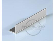 Sevroll Decor L sarokprofil 3 m ezüst