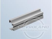 Sevroll Faworyt fogó profil ezüst 2,7 m