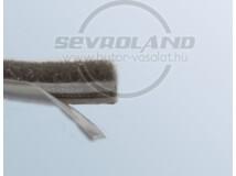 Sevroll rövid öntapadós kefe fm 4,8x4mm