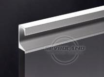 ZOBAL UKW-7 fogó profil ezüst 3,5 m