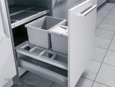 Hailo Separato K 500 hulladéktároló