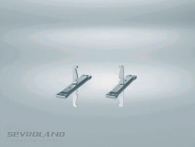 Dispensa frontrögzítők 300-600 mm