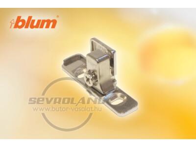 Blum METABOX N csavaros előlaprögzítő - jobbos