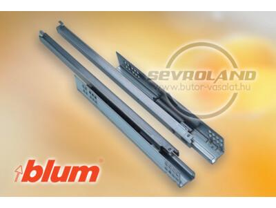 Blum TANDEM részleges kihúzású - fékes - 30 kg teherbírású fióksín