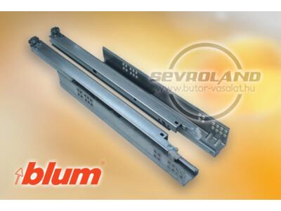 Blum TANDEM teljes kihúzású - TIP-ON-hoz - 30 kg teherbírású fióksín