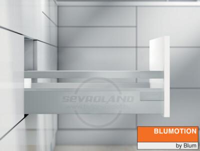 Blum TANDEMBOX Antaro B világosszürke fiók