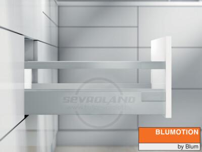 Blum TANDEMBOX Antaro C világosszürke fiók