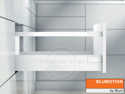 Blum TANDEMBOX Antaro D selyemfehér fiók