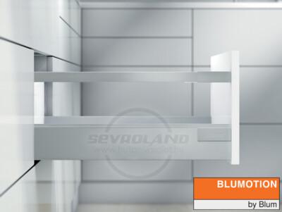 Blum TANDEMBOX Antaro D világosszürke fiók