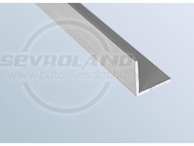 Delta L sarokprofil 3 m ezüst