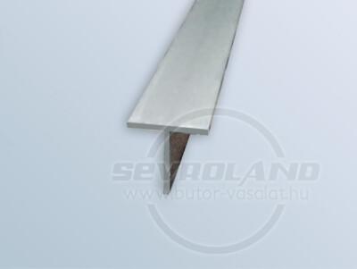 Delta T osztóprofil ezüst 3 m