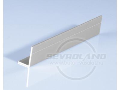 Sevroll Mini L sarokprofil 3 m ezüst