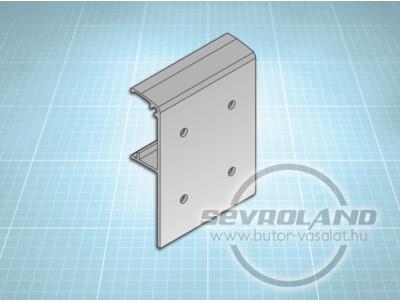 Terno sín-takaróléc rögzítő clip